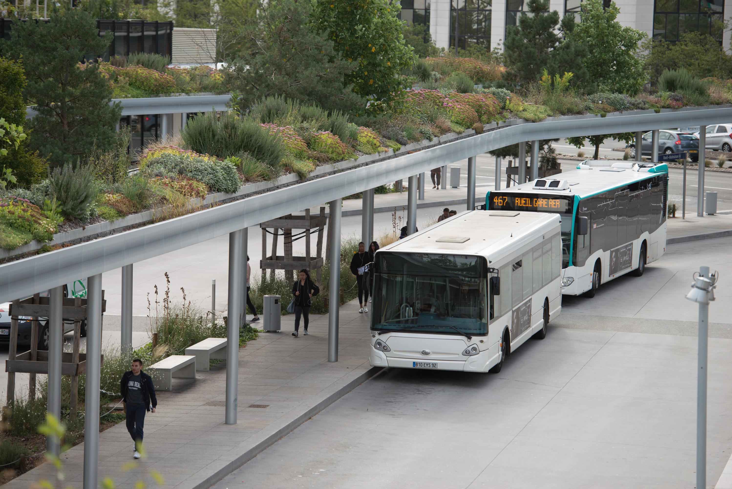 Bus et navettes ville de rueil malmaison - Office tourisme rueil malmaison ...