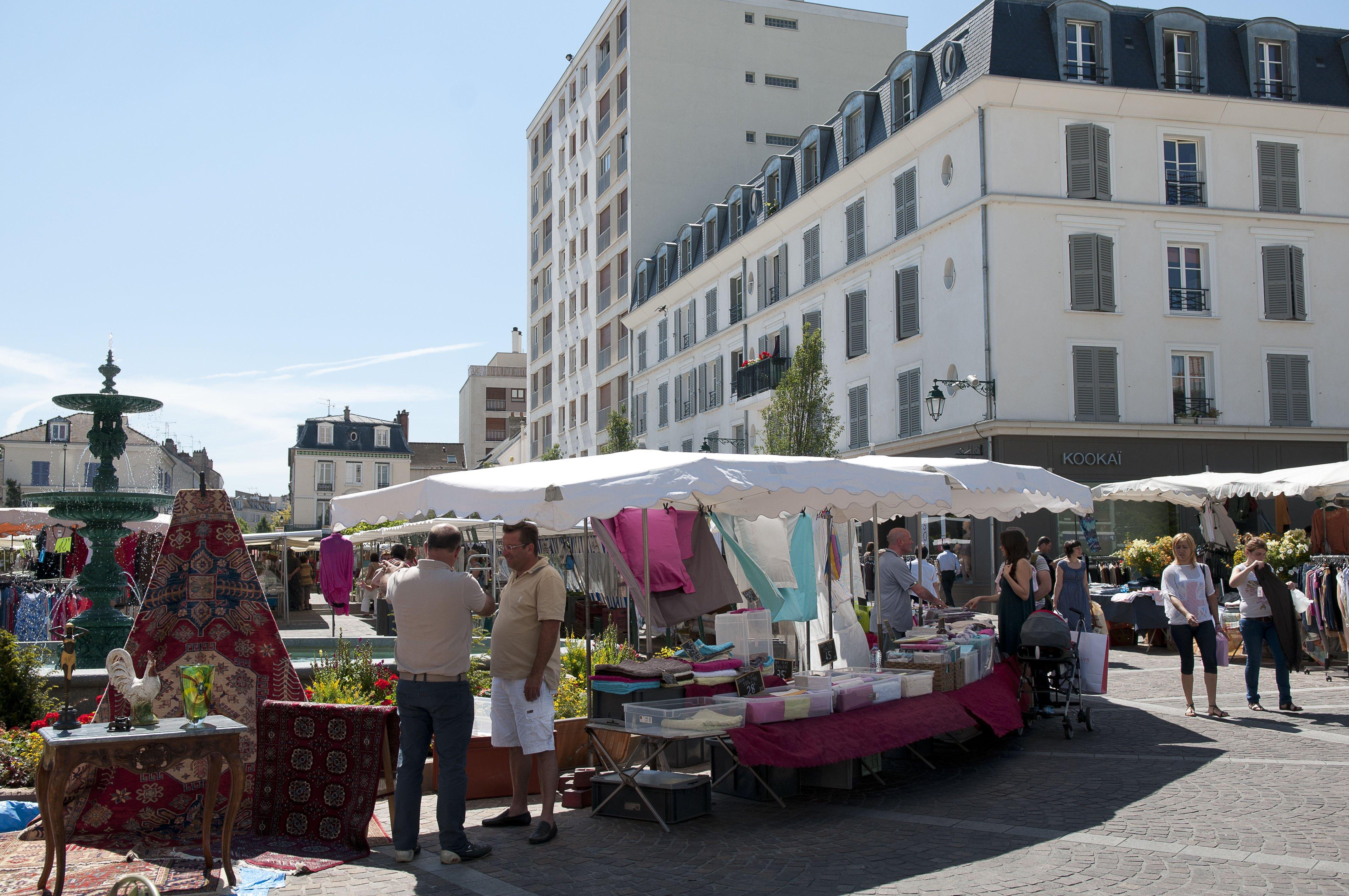 Rueil malmaison c l bre ses march s forains ville de - Office tourisme rueil malmaison ...