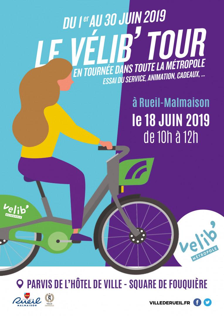 Velib-tour