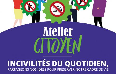 Atelier citoyen