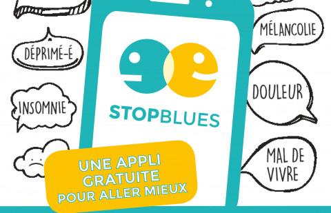 Affiche Stop blues