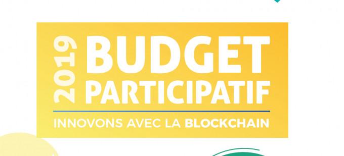 Affiche budget participatif